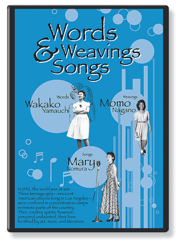 Words, Weavings and Songs (DVD)