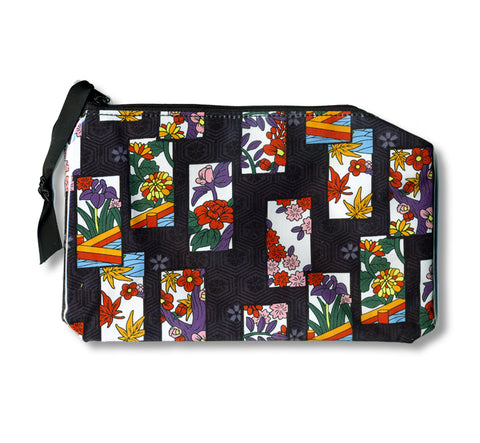 Yancha Hanafuda Cosmetic Bag