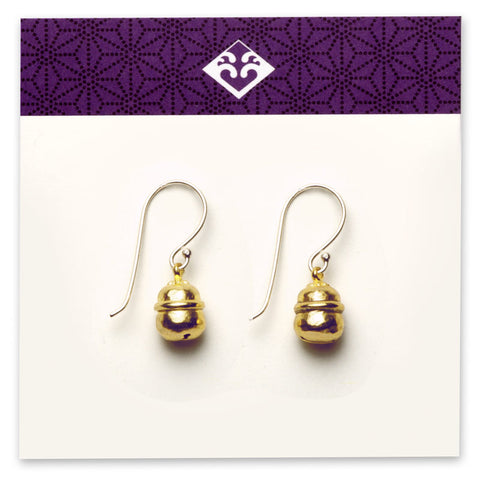 Suzu (Japanese Bell) Earrings