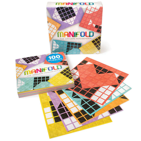 Manifold: The Origami Mindbender Game