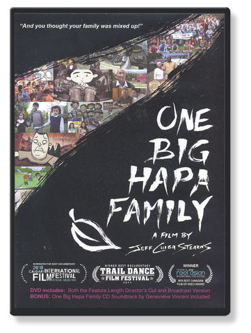 One Big Hapa Family (DVD)