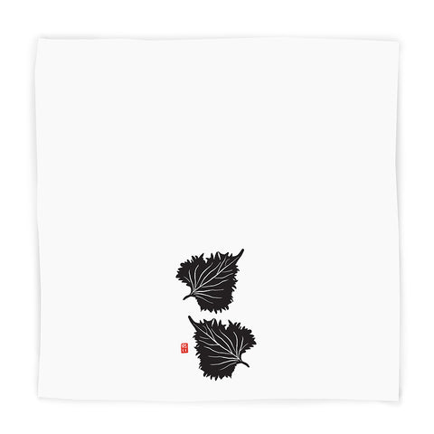 Shiso Dish Towel by Rigel Stuhmiller