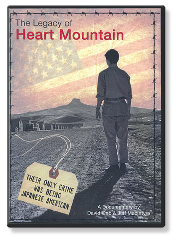 Legacy of Heart Mountain (DVD)