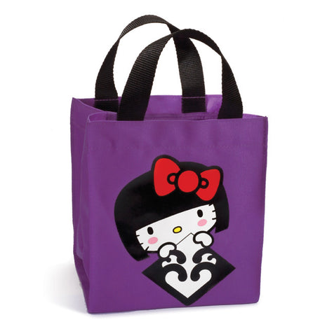 Hello Kitty X JANM Mini Tote Bag Purple