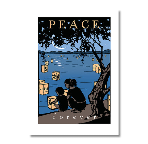 Peace Forever Notecard Set