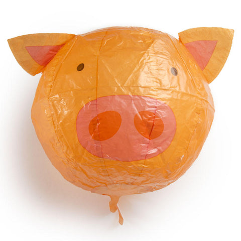 Piggy Fusen (Paper Balloon)