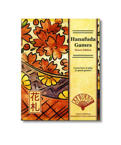 Hanafuda Games: Sensu Edition