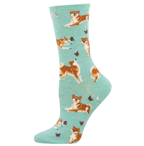 Shiba – Year of the Dog Socks for Women