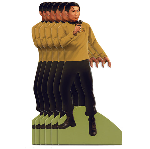 Lt. Sulu Notecard Set