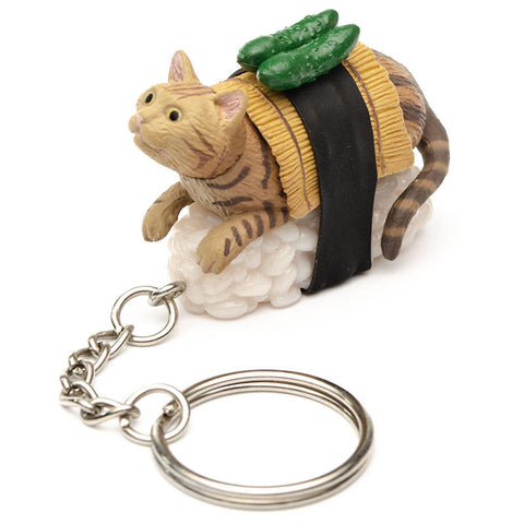 Sushi Cat Key chain - Blind Box