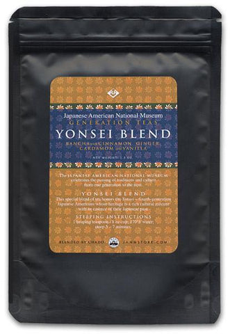 Refill Pouches for Generation Tea - Yonsei Blend
