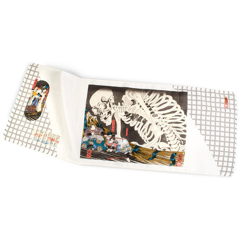 Skeleton Tenugui
