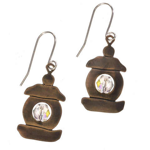 Toro (Lantern) Earrings