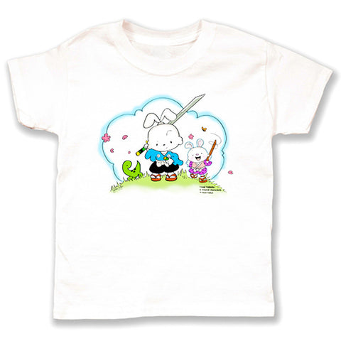 Chibi Usagi T-Shirt For Toddlers
