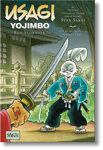 Usagi Yojimbo #28: Red Scorpion