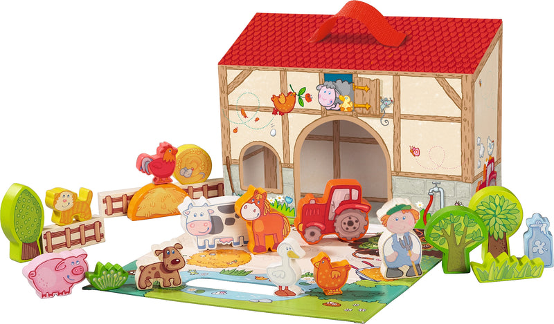 HABA Large Play Set On the Farm