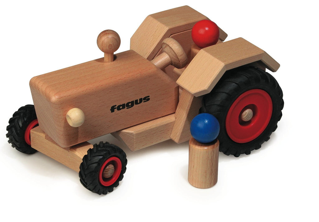 Fagus Classic Tractor