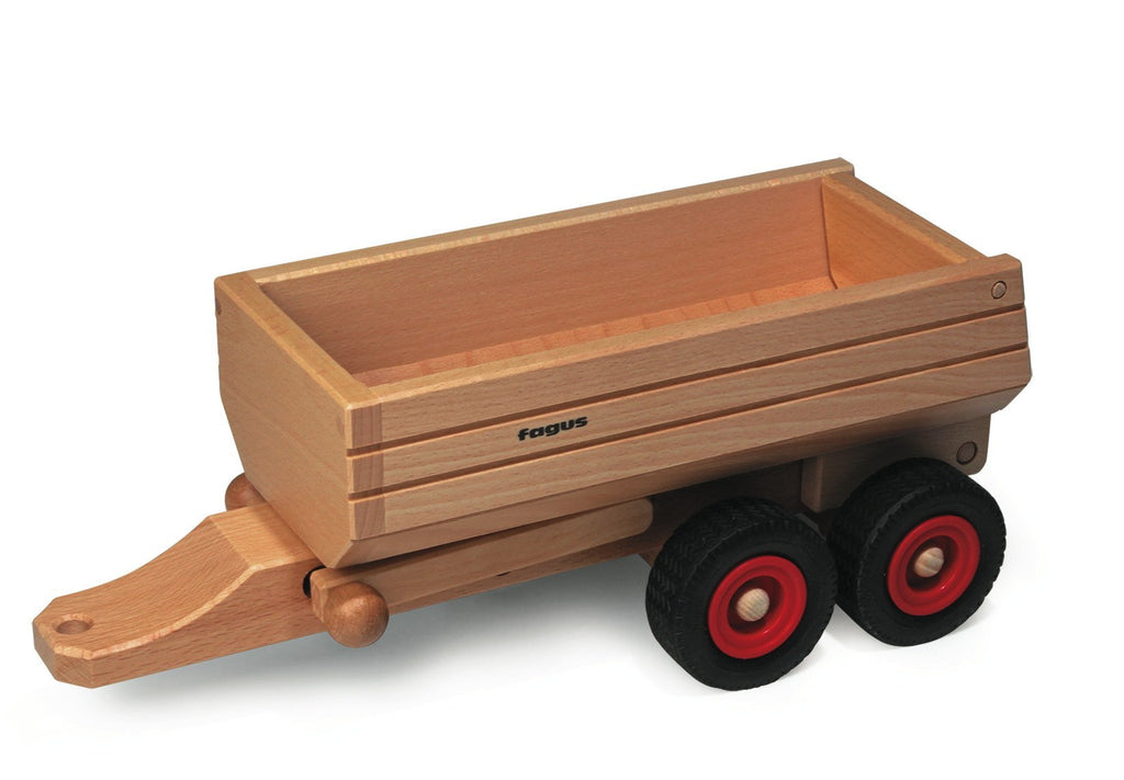Fagus Classic Container Tipper Trailer