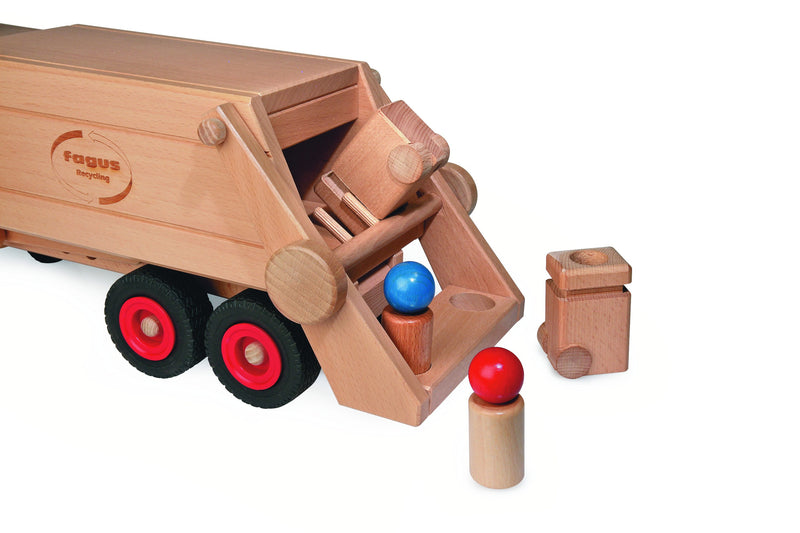 Fagus Classic Garbage Tipper Truck