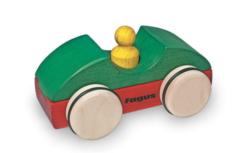 Fagus PuzzleMobile Convertible Green