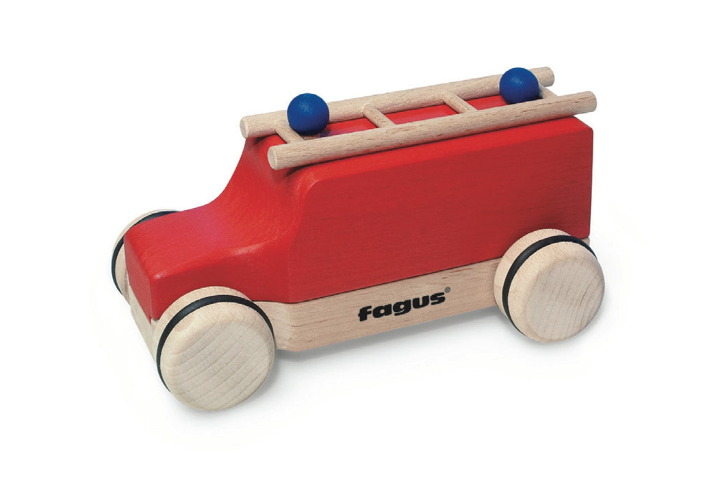 Fagus PuzzleMobile Fire Engine