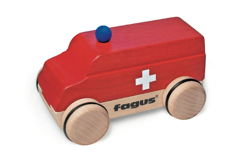 Fagus PuzzleMobile Ambulance