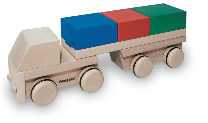 Fagus PuzzleMobile Lorry