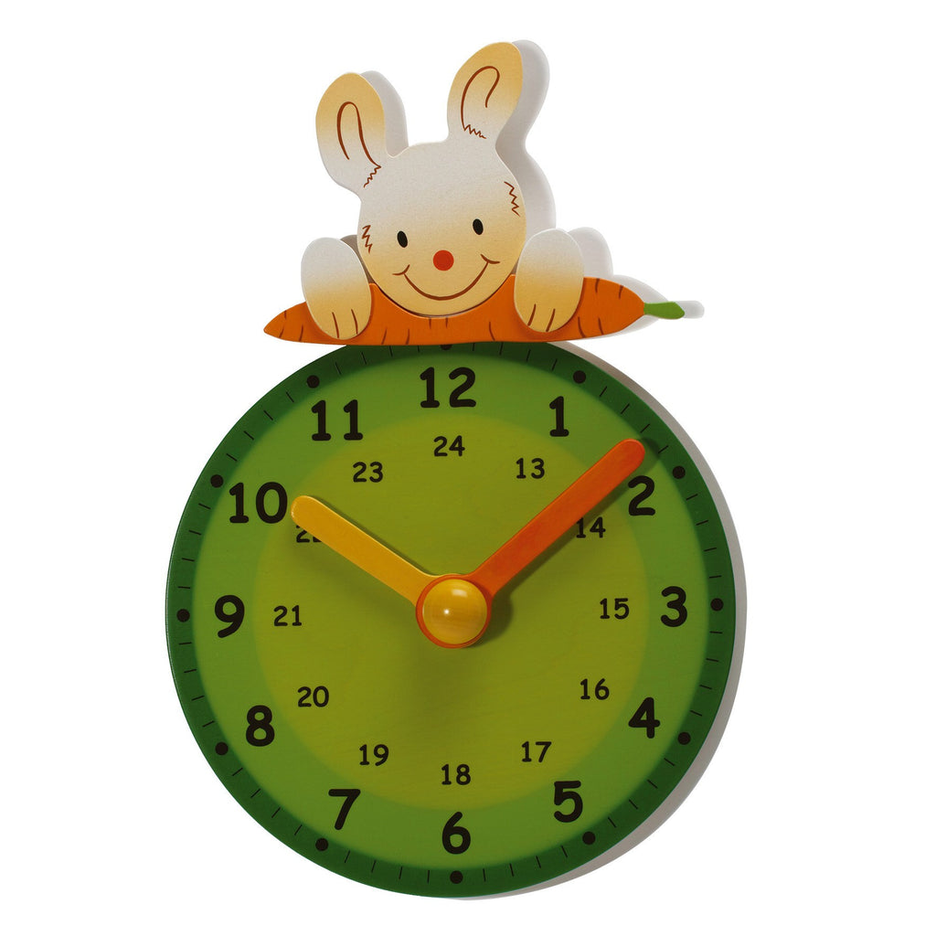 Weizenkorn Learning Clock, Rabbit