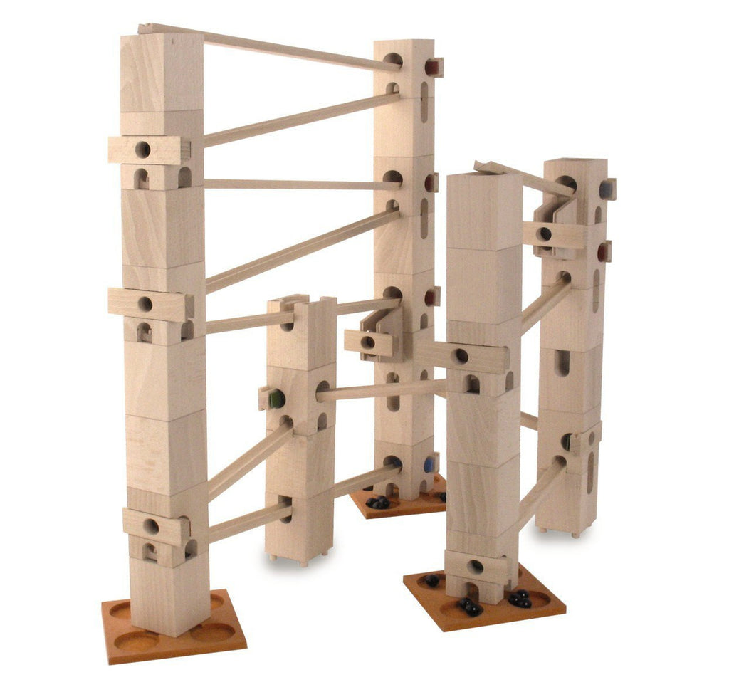 Xyloba Marble Run ~ Extension Set Mezzo > Orchestra, 62 components