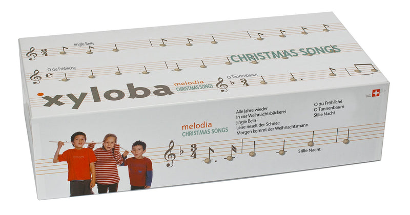 Xyloba Marble Run ~ Christmas songs - Da Da Kinder Store