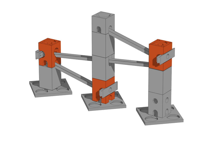Xyloba Marble Run ~ Components Sound Brick - Da Da Kinder Store