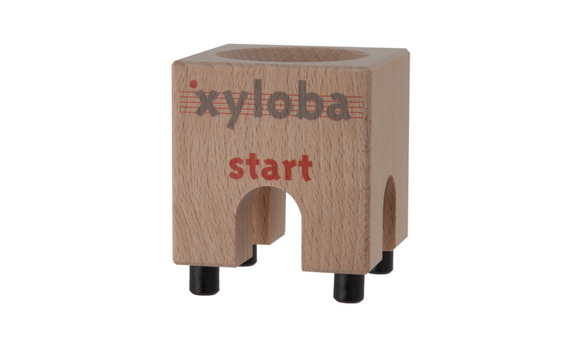 Xyloba Marble Run ~ Components Start Brick