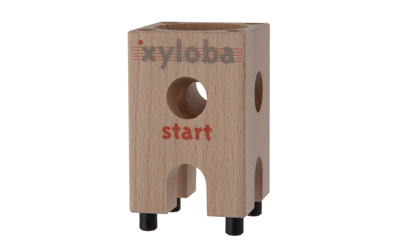 Xyloba Marble Run ~ Components Start Brick in the tower