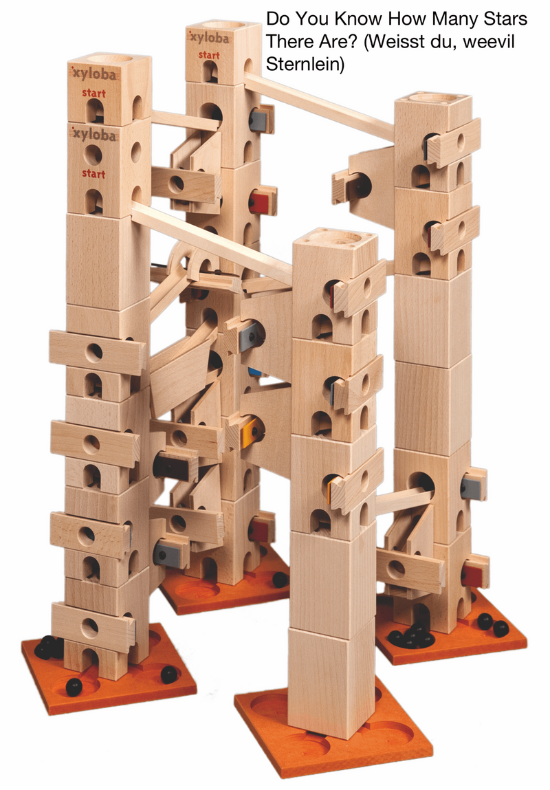 Xyloba Marble Run Complete Package for all Melodies - Da Da Kinder Store