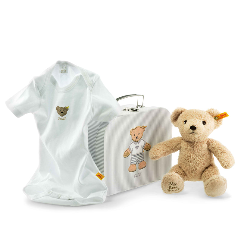 Steiff My first Steiff Teddy bear gift set, Beige - Da Da Kinder Store