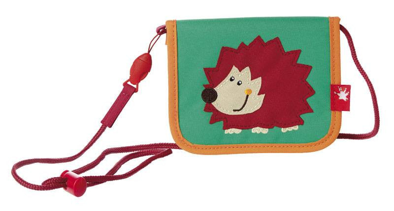 Sigikid Neck Pouch Hedgehog