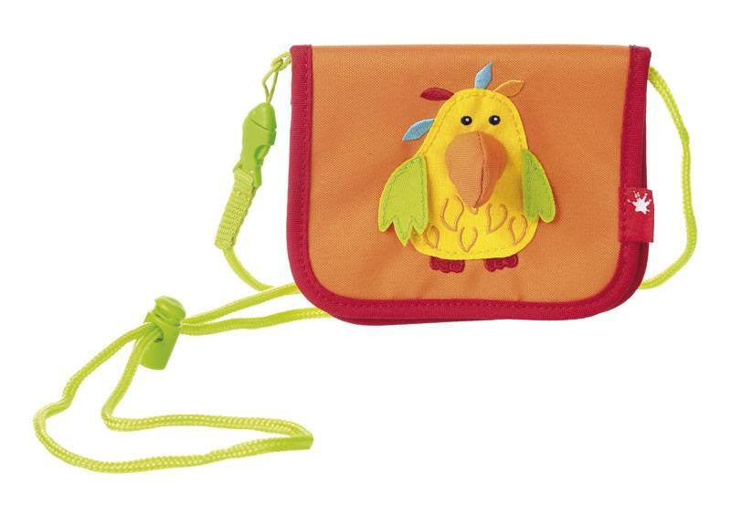 Sigikid Neck Pouch Bird