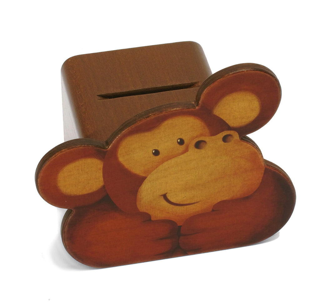 Weizenkorn Money Box, Chimp