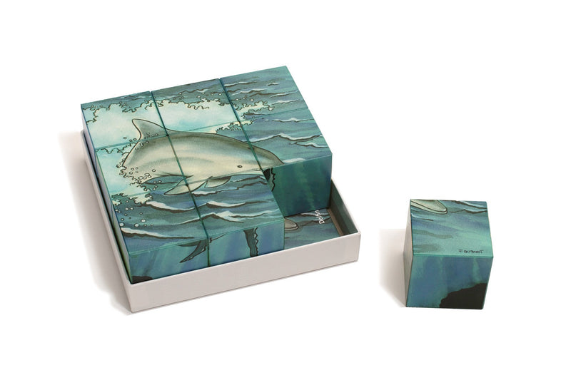 Weizenkorn Puzzle, Sea Animals - Da Da Kinder Store