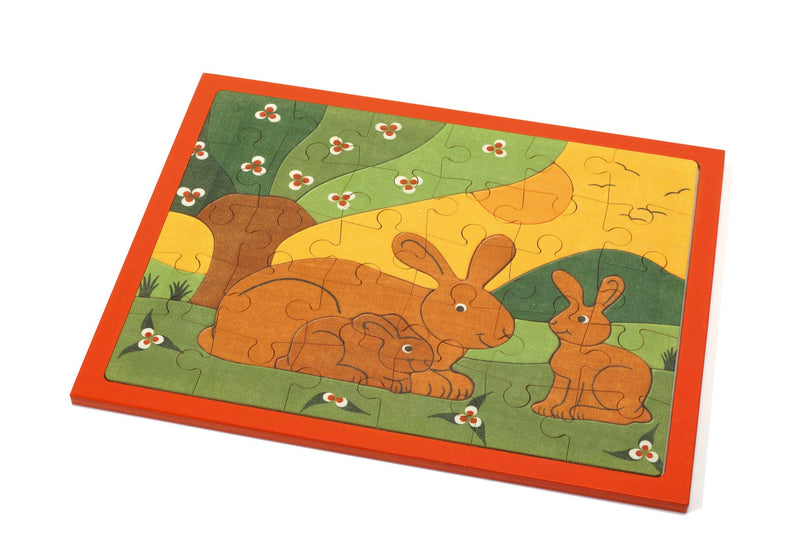Weizenkorn Puzzle Rabbit, Big
