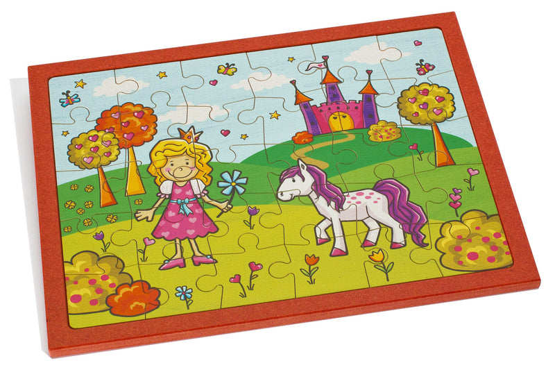 Weizenkorn Puzzle Princess, Big