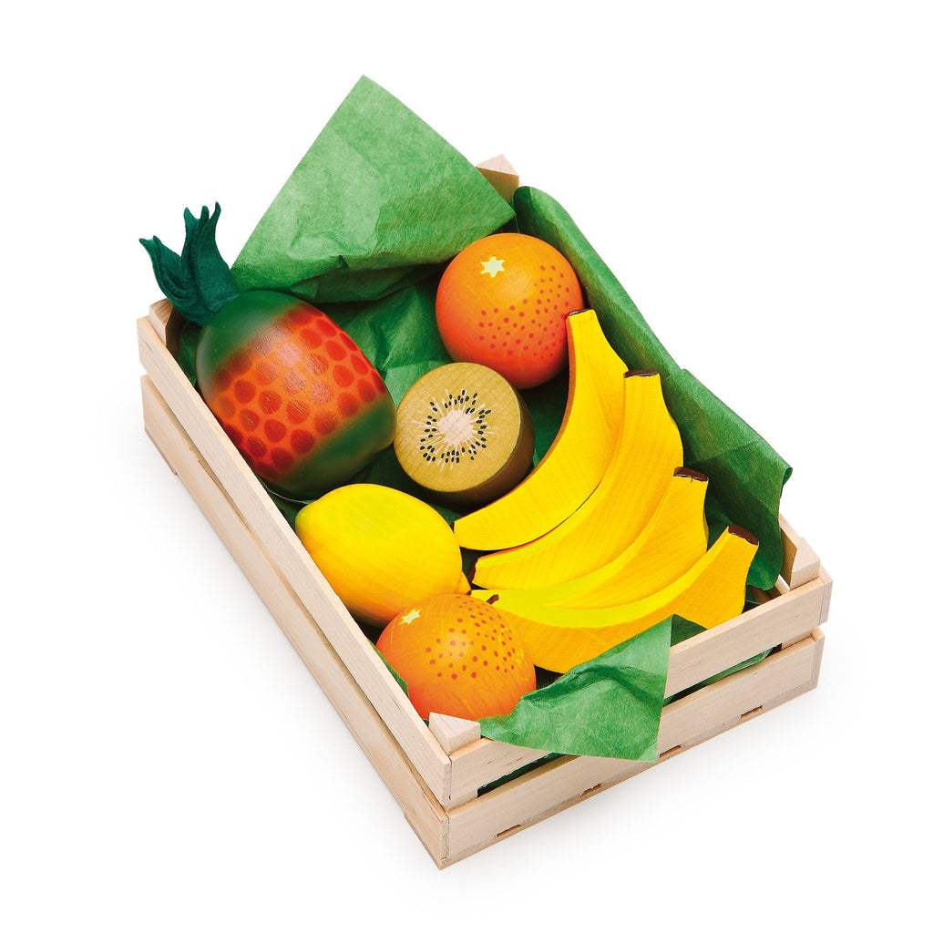 Erzi toys UK Assorted Tropical Fruits