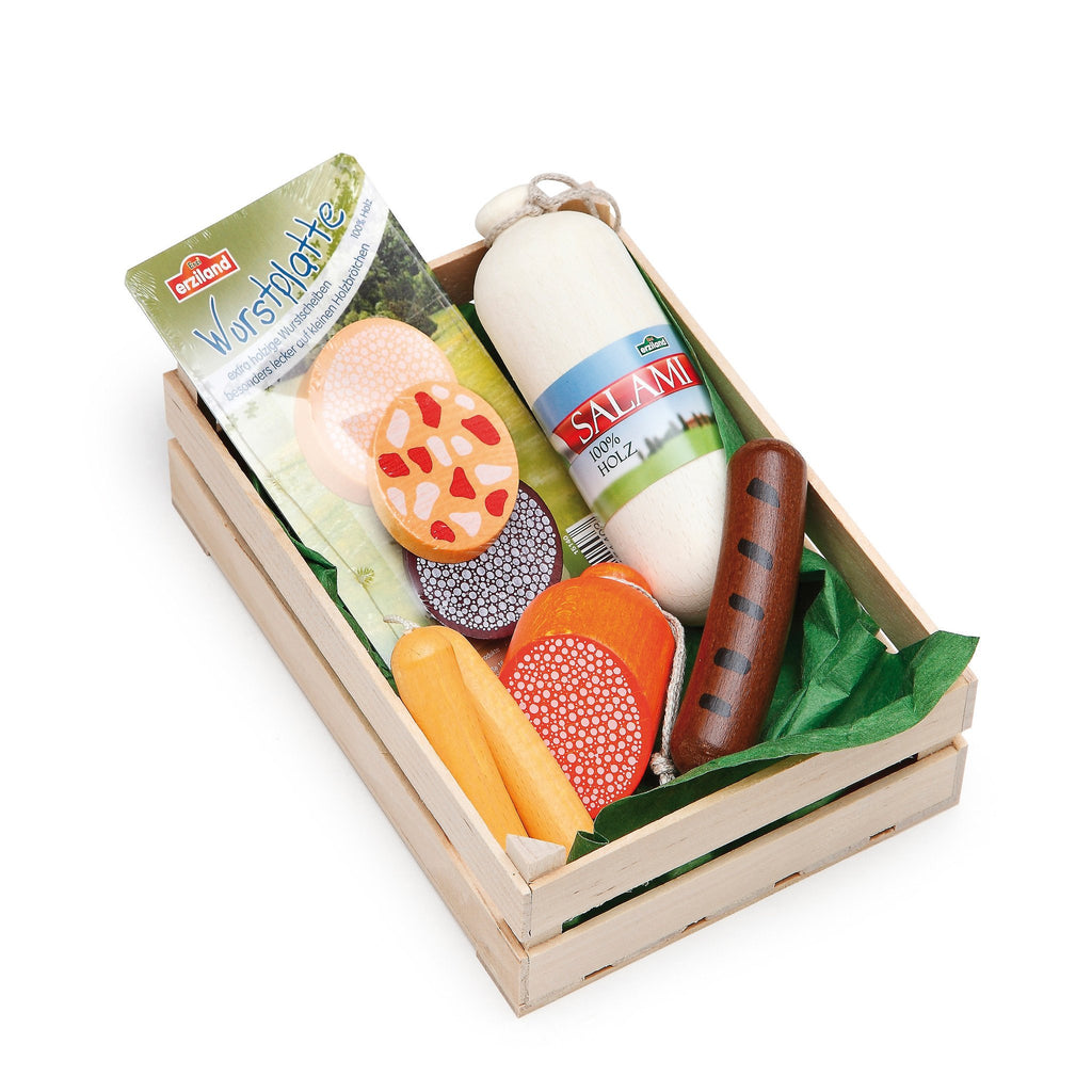 Erzi Assorted Sausages - Da Da Kinder Store