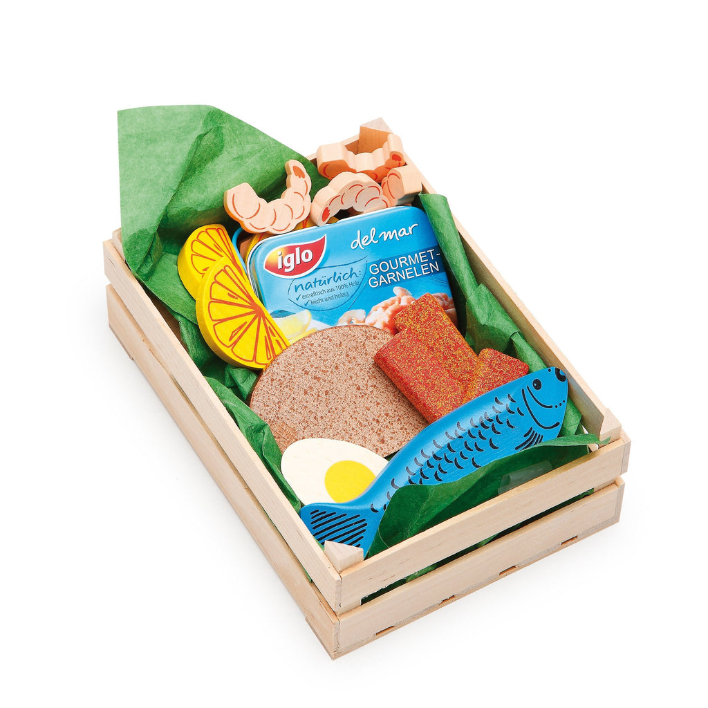 Erzi Toy UK Assorted Fish