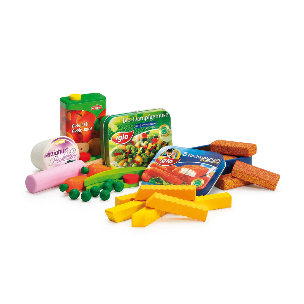 Erzi Toys UK Assortment Lunchtime