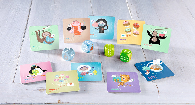 HABA Gift Cube - Crazy Counting Party - Da Da Kinder Store