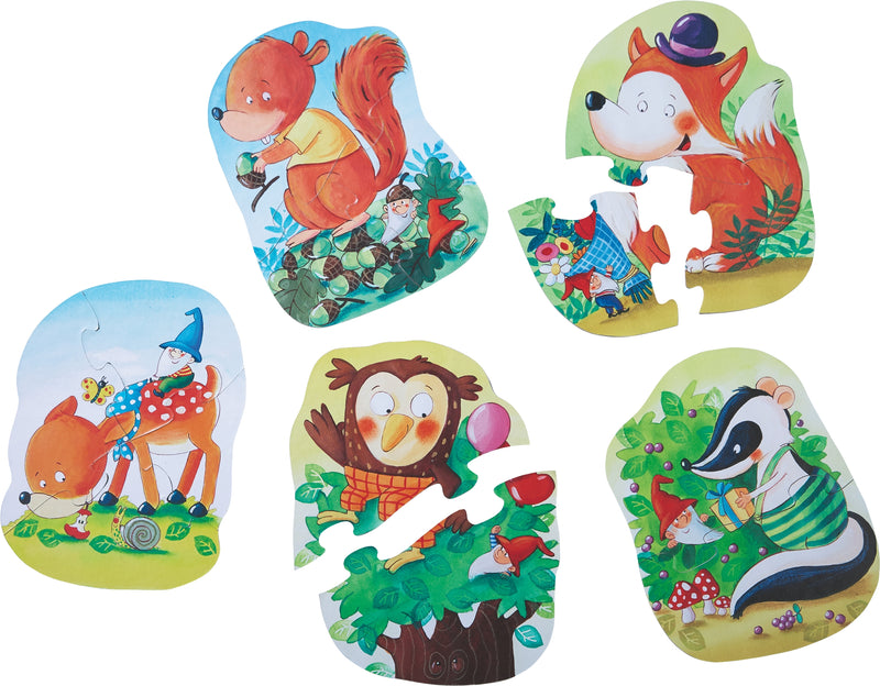HABA Games n' Fun: Forest Feastival