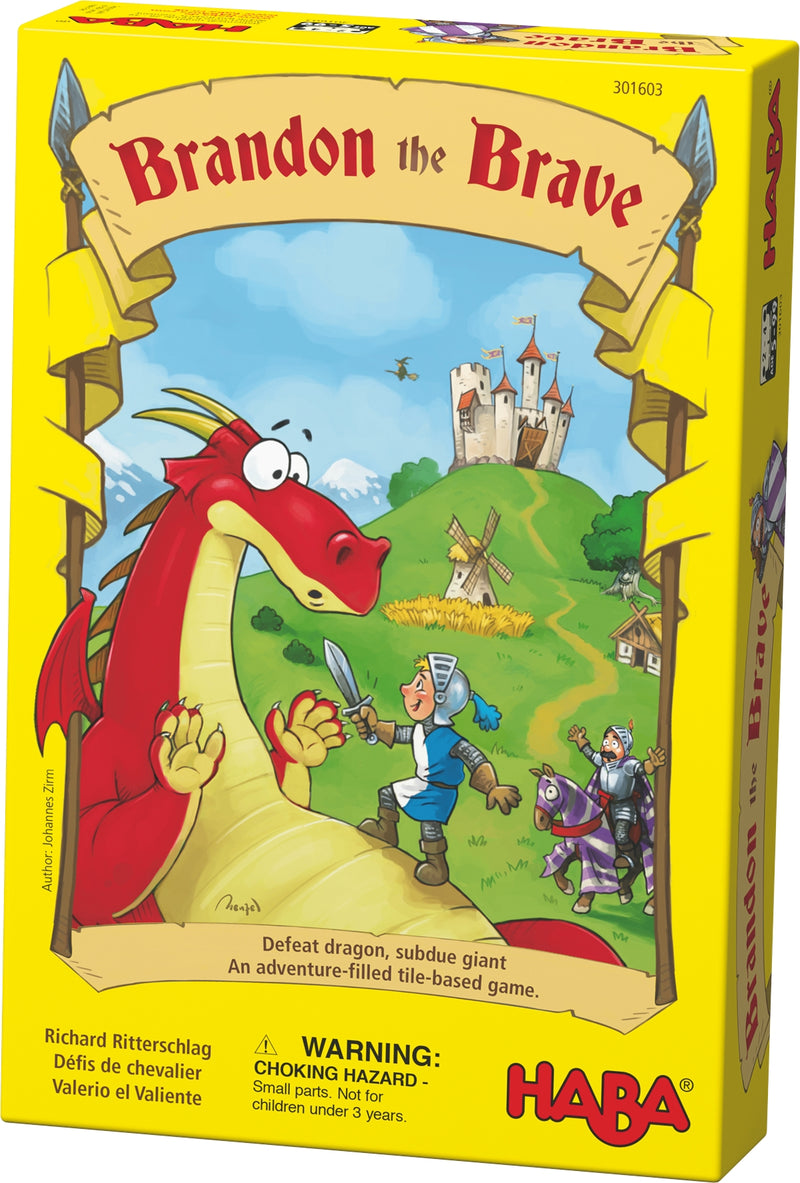HABA Brandon the Brave - Da Da Kinder Store