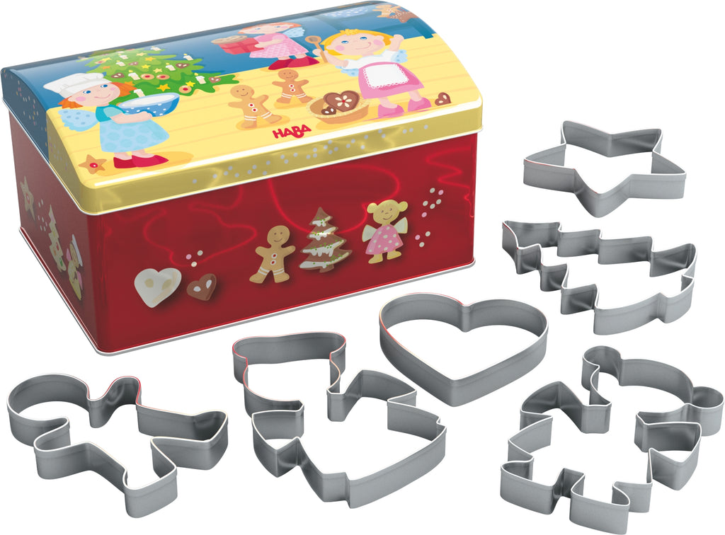 HABA Cookie tin Christmas bakery