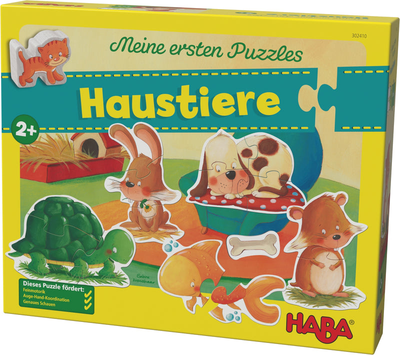 HABA My First Puzzles – Animals